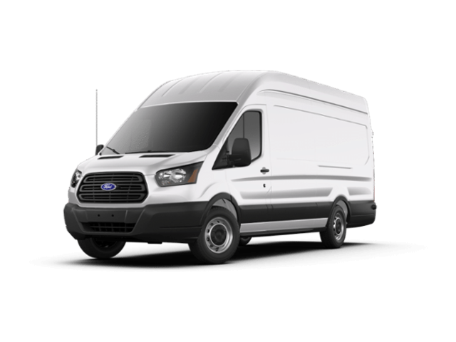 2019 Ford Transit-250 w/Sliding Pass-Side Cargo Door Van High Roof Ext. Cargo Van